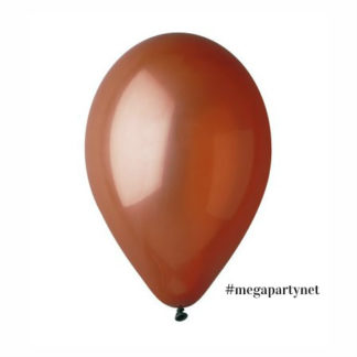 шарик коричневый