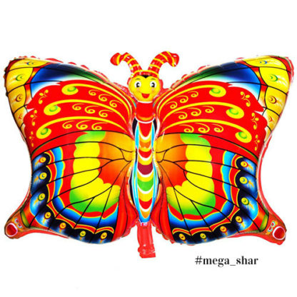 шарик бабочка