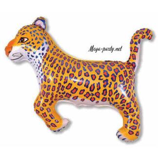 шар леопард