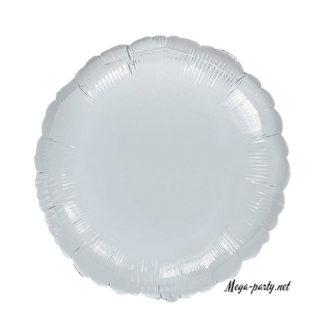 шар круг белый