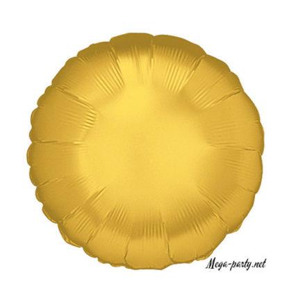 шар круг золото