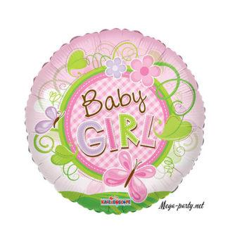 шар baby girl