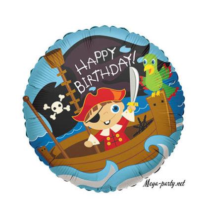 шар пират