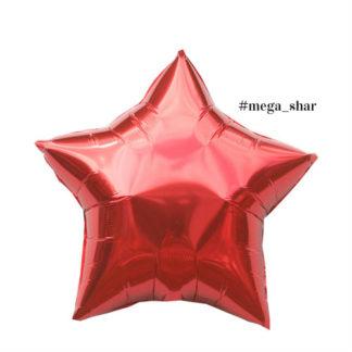 шарик щвещда красная