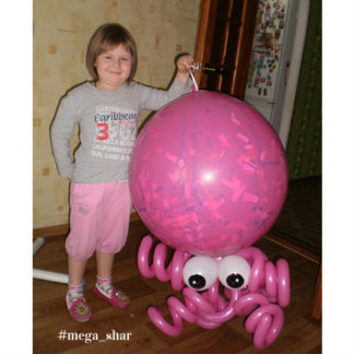 сюрприз осьминог