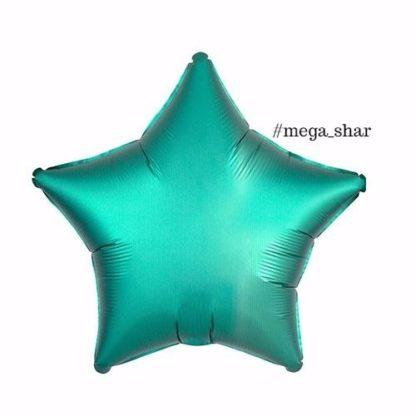 шарик звездочка изумрудная