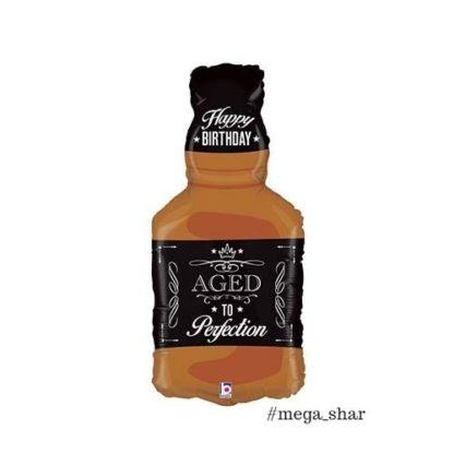 бутылка вискм