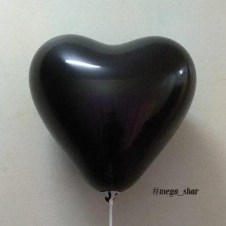 черные сердца