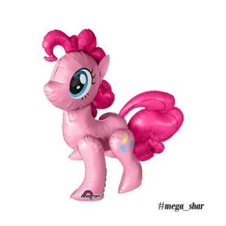 шар ходячка пони