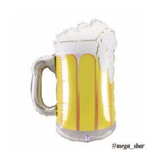 шар бокал пива