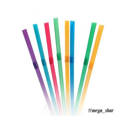трубочки, разноцветные, день рожденье,