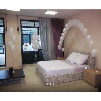 спальня шарики