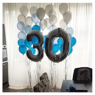 цифра тридцать
