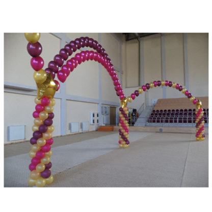 колоны арки