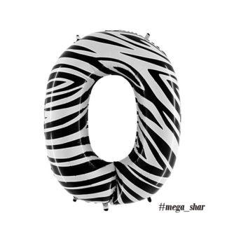 нолик зебра