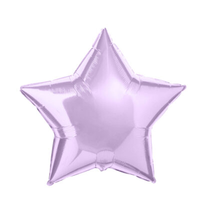 звезда сиреневая