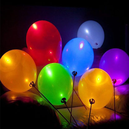 шары со светодиодами