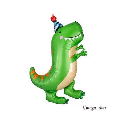 Динозавр Happy Birthday