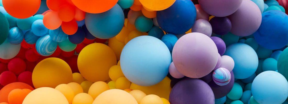 оформление шарами запорожье