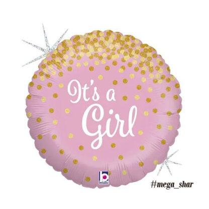 шар это девочка