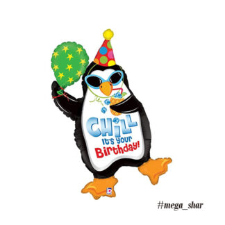 шарик пингвин
