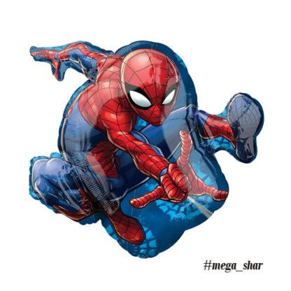 spiderman шарик