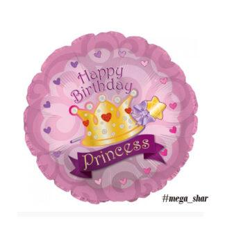 шарики принцессы