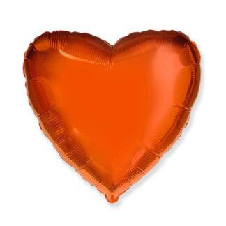 шар оранжевый
