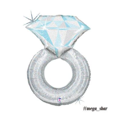 шар обручальное кольцо