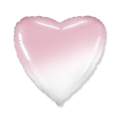 сердце омбре