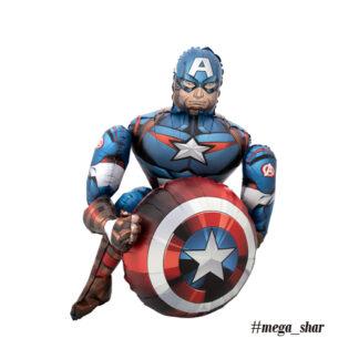 шар капитан америка