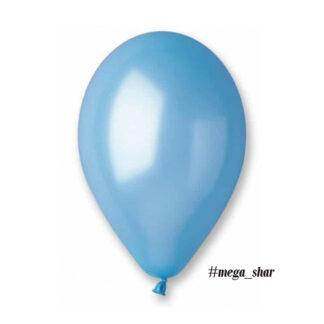 шар голубой