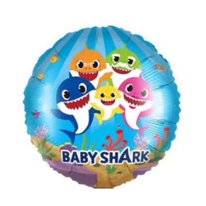 акулята бейби шарк