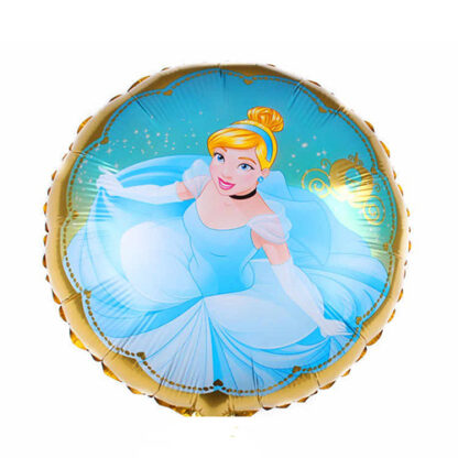 шар принцесса золушка