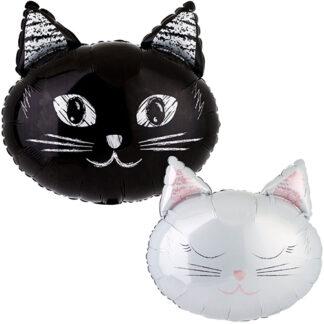шарики котики